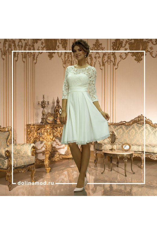 Выпускное платье DM-836