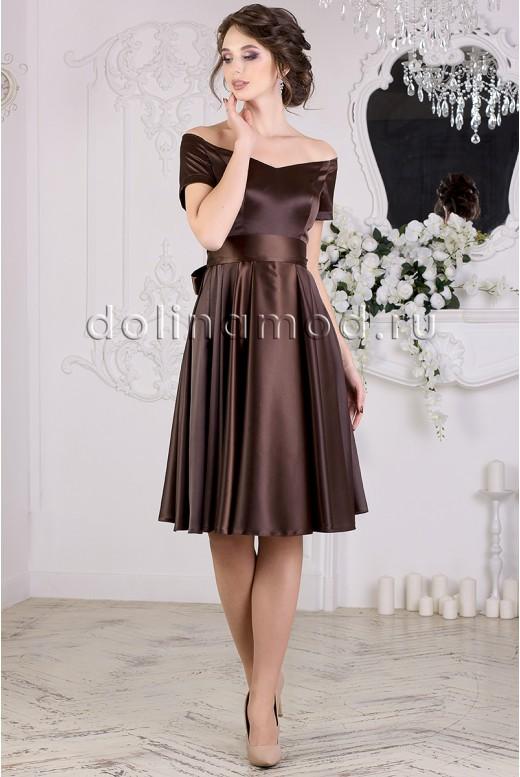 Коктейльное платье DM-855