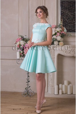 Evening short dress Lucy DM-920