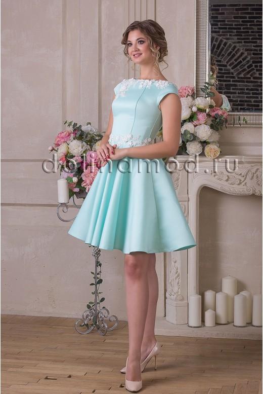 Evening short dress Lucy DM-920