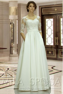 Свадебное платье Jetta DM-829