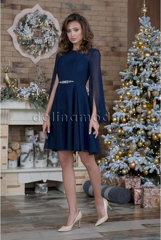Короткое вечернее платье Vita DM-984