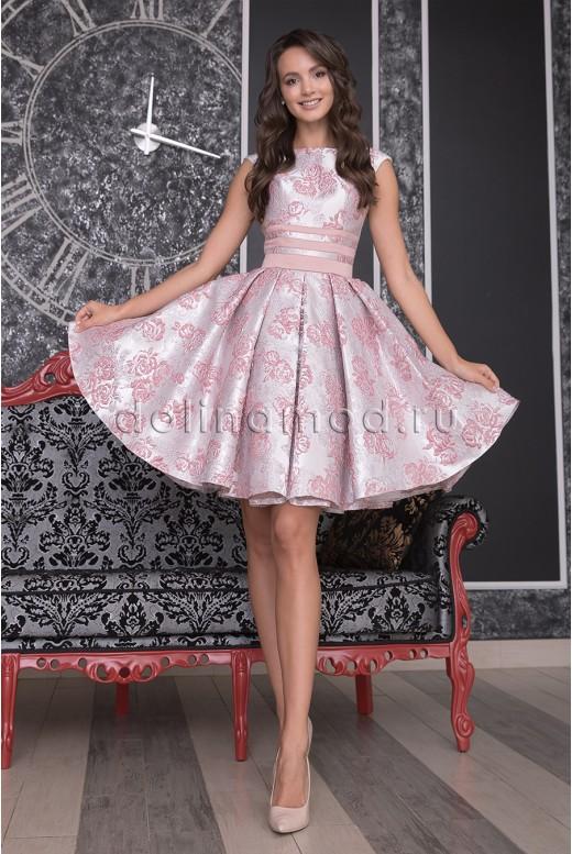 Выпускное платье Viola DM-992