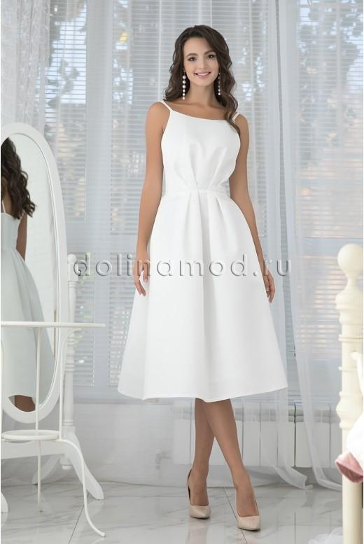 Короткое свадебное платье Freya MS-999