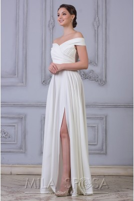 Wedding dress Luisa MS-945
