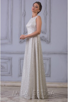 Wedding dress Milagros MS-944