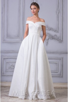 Wedding dress Roxana MS-844