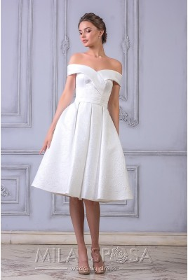 Wedding dress short Vlada MS-849