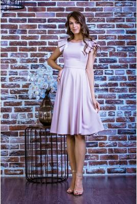 Короткое вечернее платье Amy DM-986