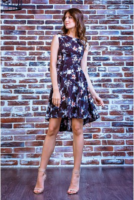 Повседневное летнее платье Clara DM-1008