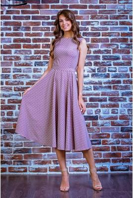 Повседневное летнее платье Rina DM-1007