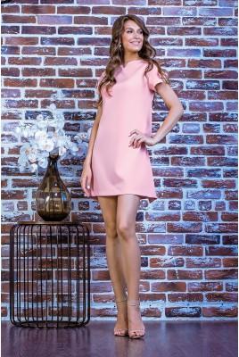 Короткое повседневное платье Linda DM-1001