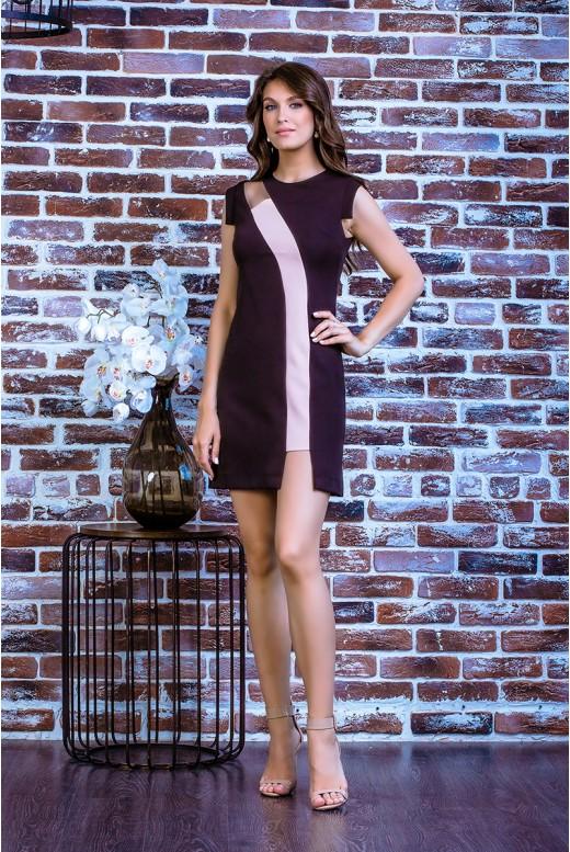 Short evening dress Phoebe DM-1002