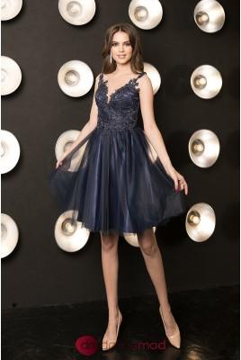 Короткое коктейльное платье Ulyana DM-1046