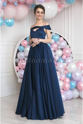 Evening Long dress Ivy DM-1000
