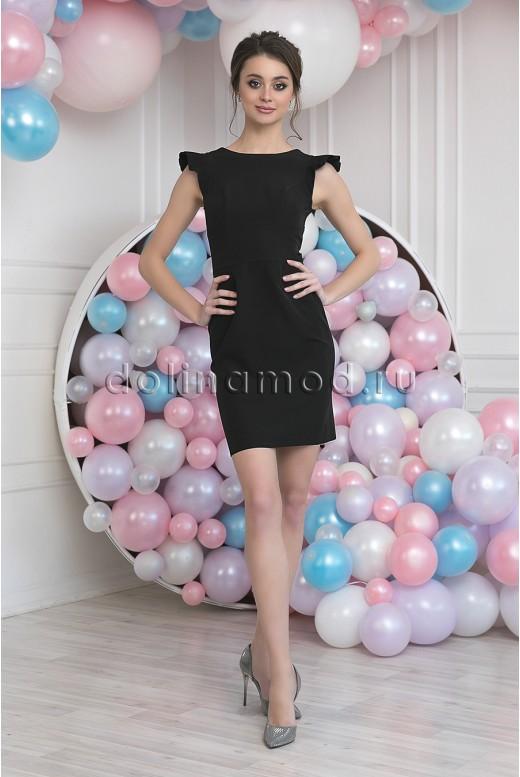 Коктейльное платье Mary DM-1009
