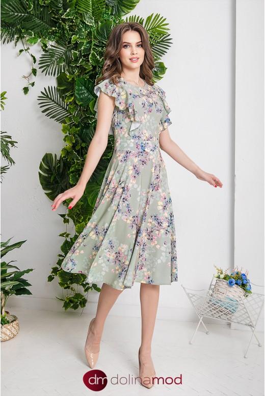 Повседневное женское летнее платье  Stephanie DM-1012