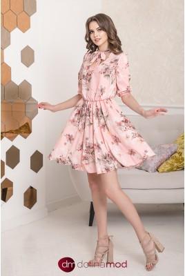 Повседневное платье Abigail DM-1032