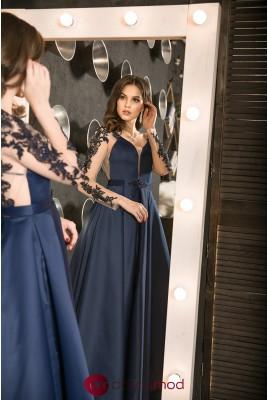 Evening long dress Elegia DM-1043