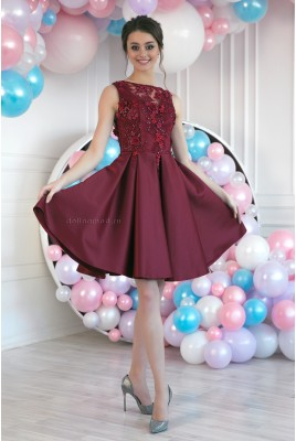 Lexi DM-991 short evening dress