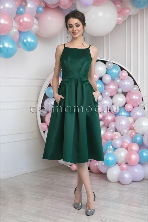 Короткое вечернее платье Freya DM-999