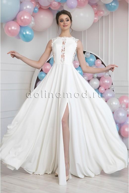 Свадебное длинное платье Josephine MS-1016