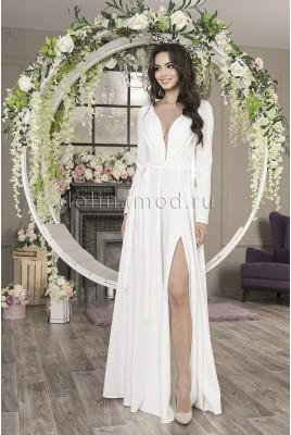 Свадебное платье с длинными рукавами Astra MS-1017