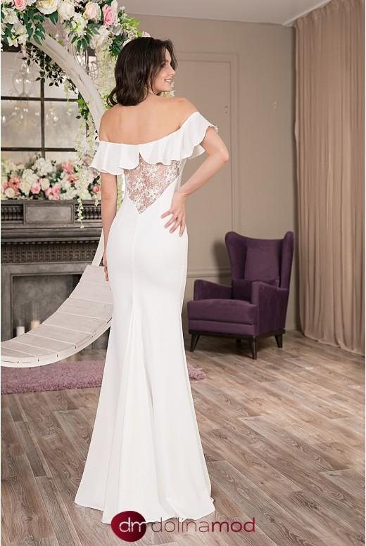 Свадебное платье рыбка Constance MS-1024