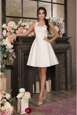 Short Wedding Dress Lexi MS-991