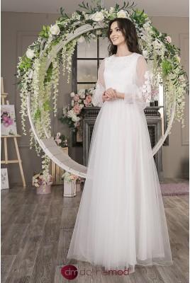 Свадебное платье с пышными рукавами Juliet MS-998