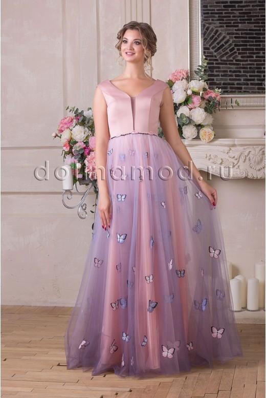 Rebecca cm-897 evening dress