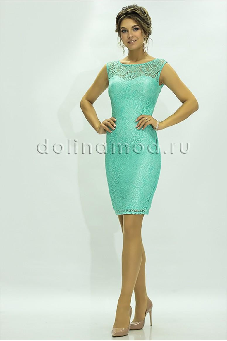 c6c67adaefff2d7 Купить оптом от производителя коктейльное платье-футляр NINEL DM-819