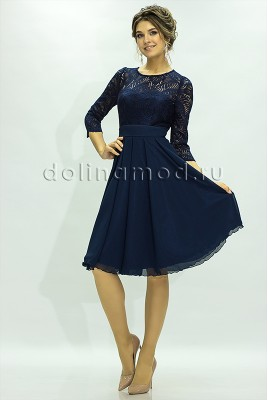 Коктейльное платье Laura DM-836
