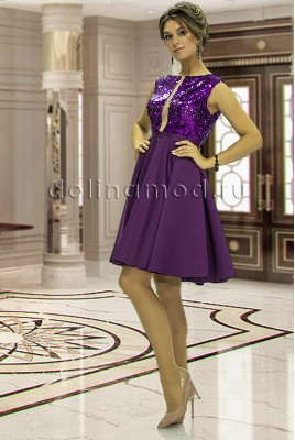 Porm dress Alisa DM-851
