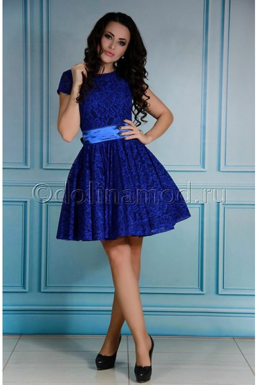 Платье Долина Мод DM-736