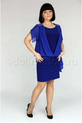Платье Долина Мод DM-608