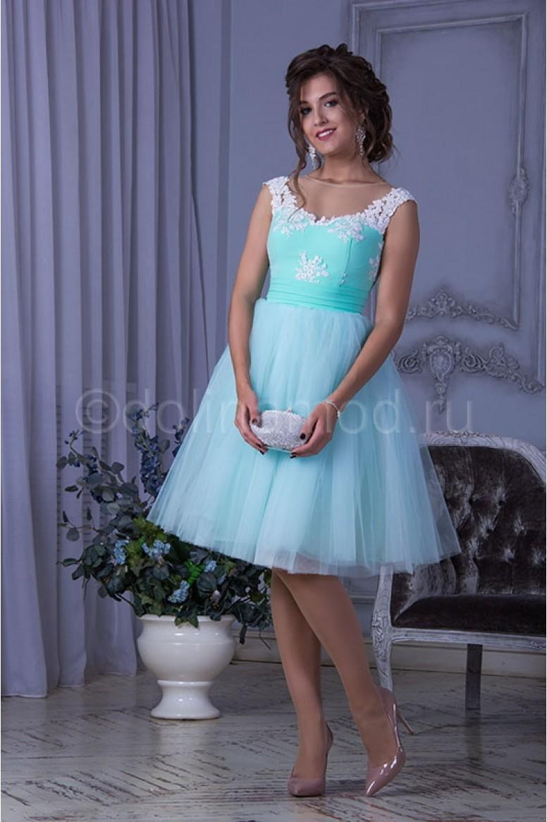 Купить Платье Короткое Пышное На Выпускной