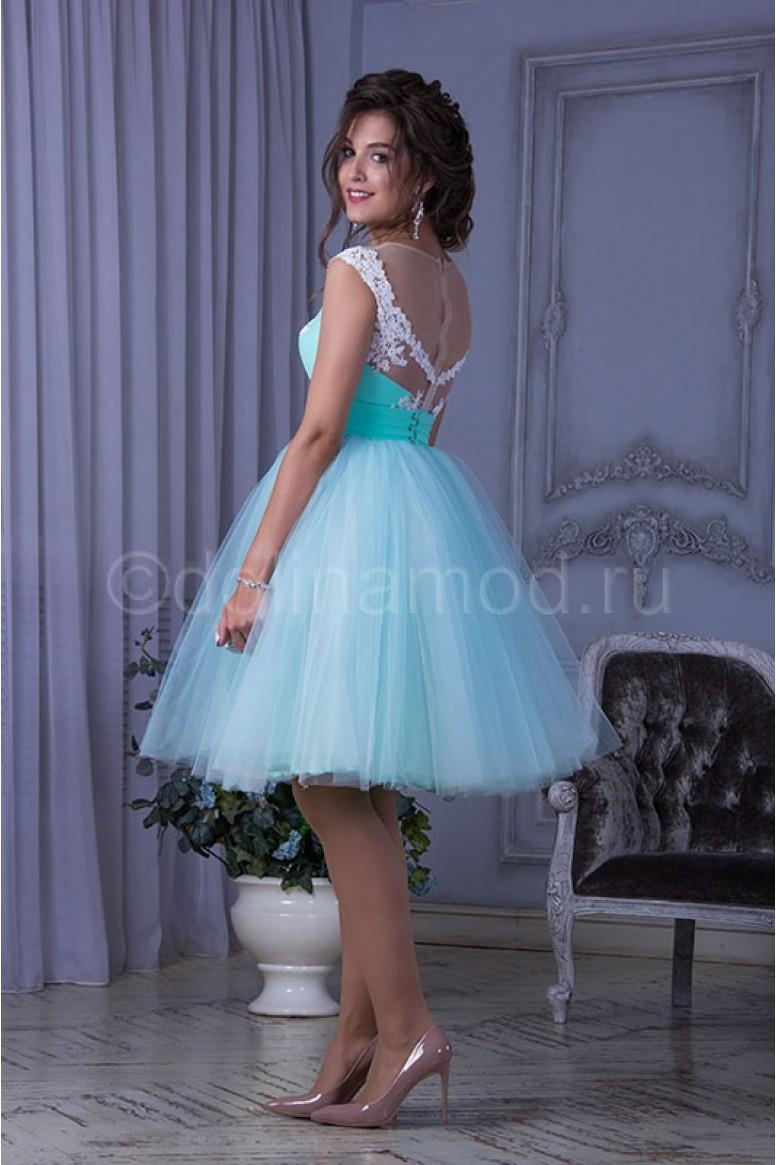 Платье На Выпускной Короткое Пышное Купить