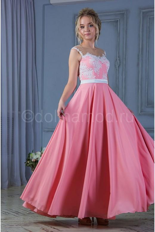 Выпускное платье DM-812