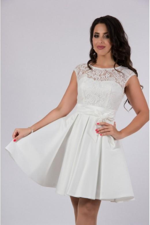 Короткое свадебное платье DM-761