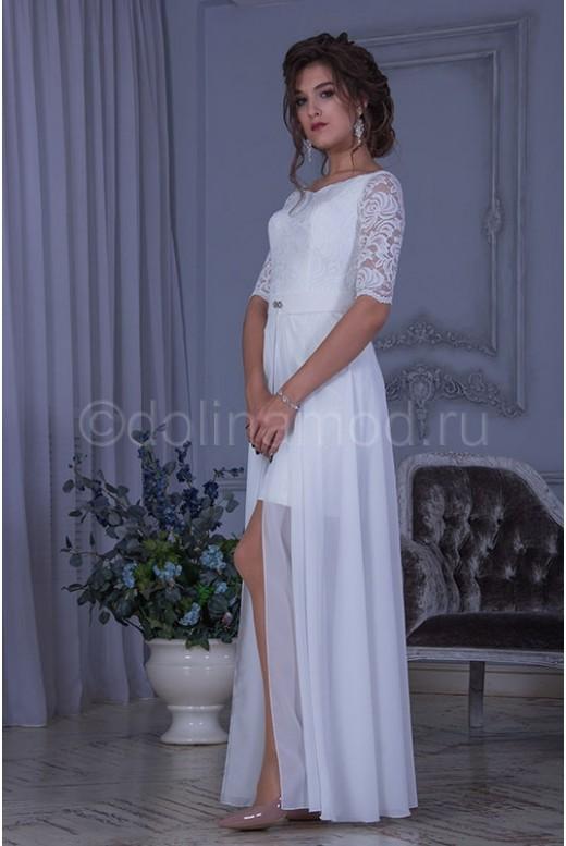 Свадебное платье трансформер DM-822